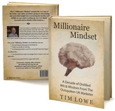 Tim Lowe Millionaire Mindset Book