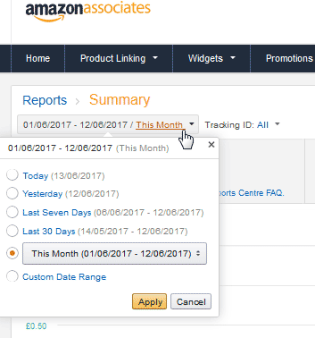 amazon earnings reports