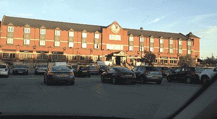 steve howe Village Hotel Coventry