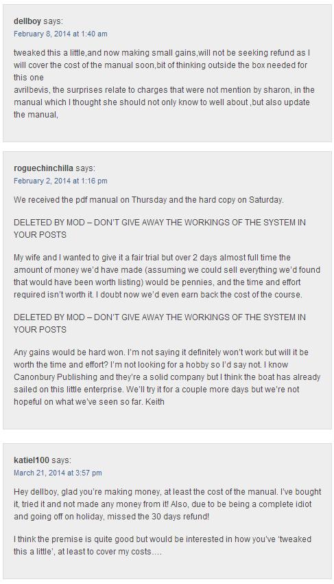 Copy Paste Profit Review