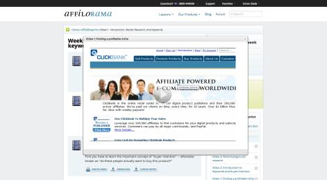 AffiloBluePrint Review