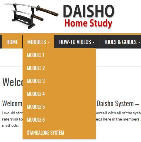 Daisho Modules