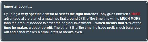 daisho trading profit