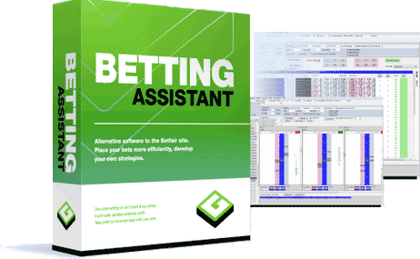 Gruss Betting Software For Betfair
