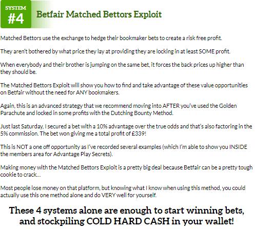 betters exploit expo
