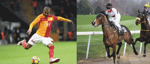 football and horse trading